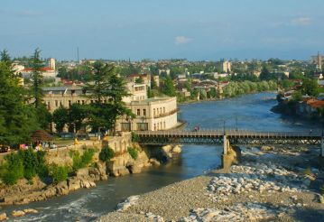 Тур по городу Кутаиси и его окресностям