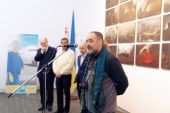 Matthew Weisberg exhibition in Tbilisi