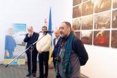 Matthew Weisberg exhibition in Tbilisi