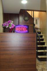 отель ,, Ингрид'' в старом Тбилиси