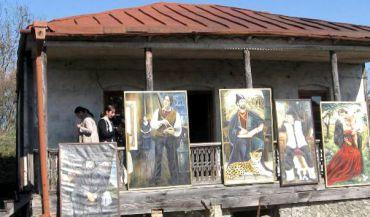 House-museum of Niko Pirosmani