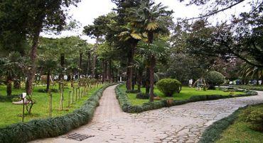 Seaside Park, Batumi