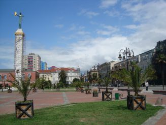 Площадь Аргонавтов, Батуми