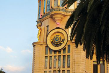 Астрономические часы, Батуми