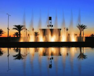 Dancing Fountain, Batumi
