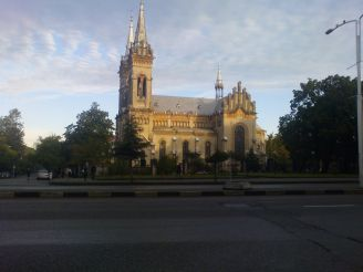 Cathedral of the Blessed Virgin Mary, Batumi