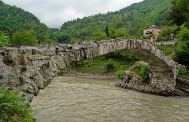 Makhuntseti Bridge, Batumi