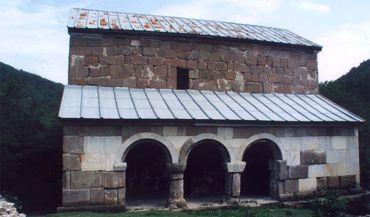 Табакинский монастырь, Батуми
