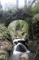 Земляной мост, Сагорети