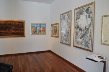Художественная галерея-кафе Русудан Петвиашвили, Батуми