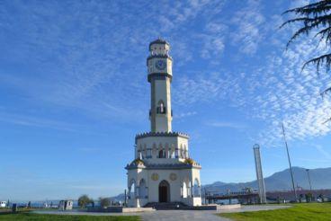 Chacha Tower, Batumi