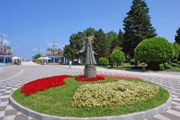 Batumi Boulevard, Batumi