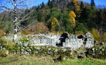 Khino Monastery Complex, Zemo Khino