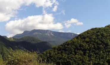 Рачинский хребет, Имеретия