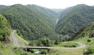 Kartli Ridge, Kutaisi