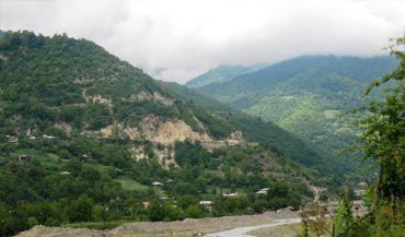 Lechkhum Ridge, Kutaisi