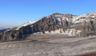 Хохский хребет, Казбеги