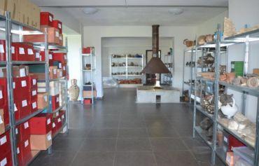 Археологический музей-заповедник им. О. Лордкипанидзе, Вани