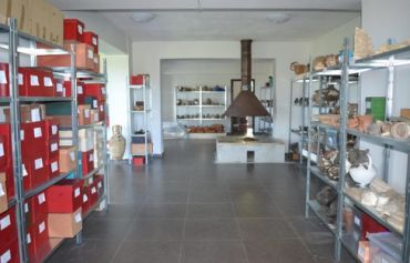 Otar Lordkipanidze Vani Archaeological Museum-Reserve, Vani