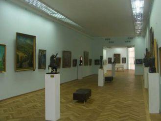 Кутаисская галерея изобразительного искусства им. Давида Какабадзе, Кутаиси