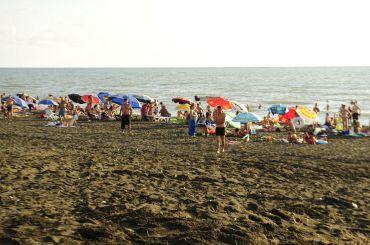 Пляж Уреки, Батуми