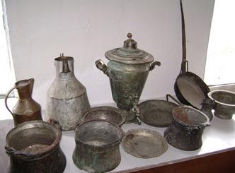 Shuakhevi Ethnographycal Museum, Shuakhevi