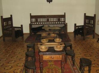Кедский краеведческий музей, Кеда