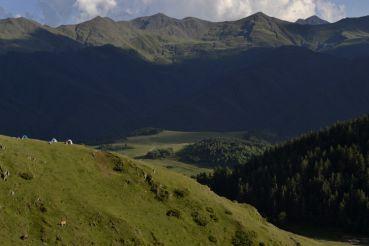 National Park of Tusheti, Kakheti