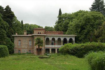 Дом-музей Александра Чавчавадзе, Цинандали
