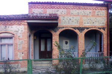 Sandro Akhmeteli House Museum, Anaga
