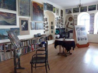 Музей Вано Сараджишвили, Сигнаги