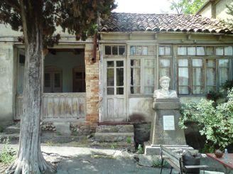 Дом музей Иродиона Эвдошвили, Бодбисхеви