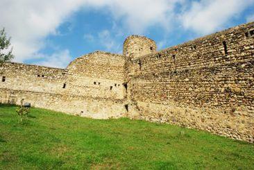 Крепость в Матани