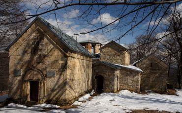 Монастырь Цхракара, Матани
