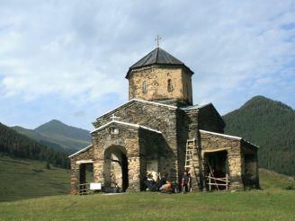 Trinity Church, Shenako