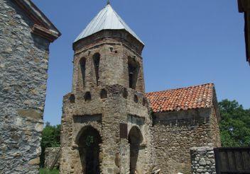 Крепость Веджини и монастырь Амаглеба, Веджини
