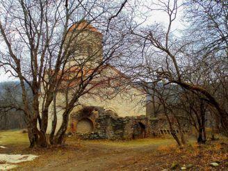 Amaghleba Church, Ozaani