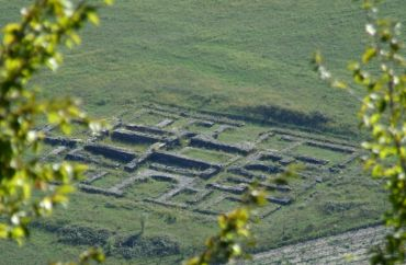 Remains of Ancient Town,Nekresi