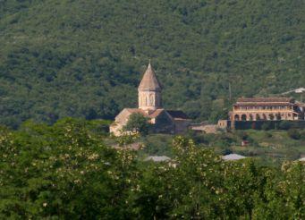 Монастырь Св. Стефана Хирсели, Тибаани