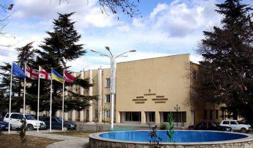 Municipal Building, Akhmeta