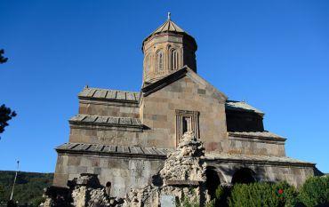 Zarzma Monastery