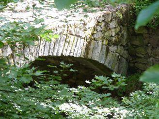 Bridge Otshe, Sagrdze