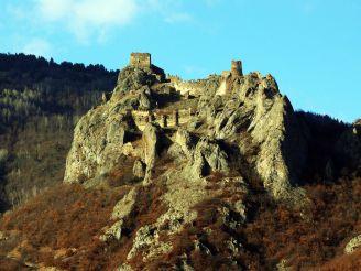 Крепость Окрос-Цихе (Золотая крепость), Самцхе-Джавахети