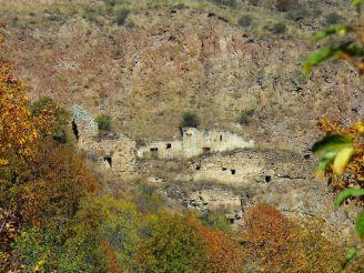 Крепость Баиэби, Цкордза