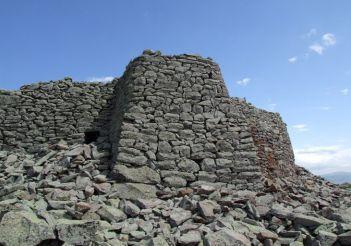 Abuli Fortress, Gandzani