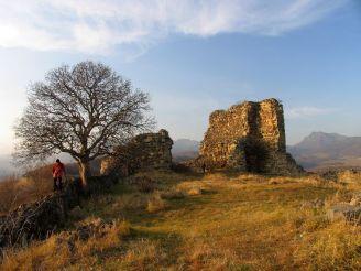 Парцхисская крепость, Парцхиси