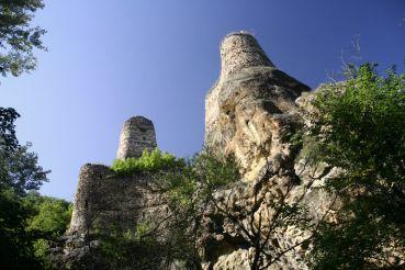 Крепость Хулути, Тандзия