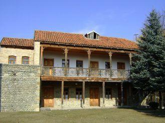 Jakob Gogebashvili House Museum, Variani