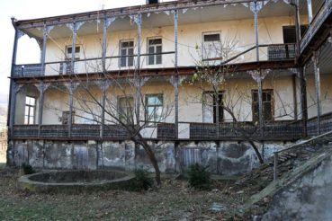 Дом-музей им. Давида и Георгия Эристави, Одиси