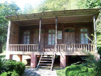 Memorial Museum of Egnate Ninoshvili, Archeuli